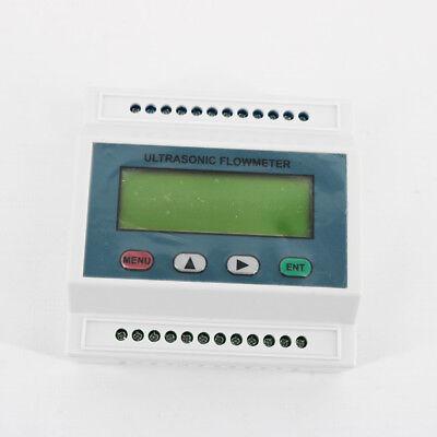 Tds-100m-s2 Ultrasonic Flow Meter Dn15-100mm Clamp-on Probe Module Flowmeters