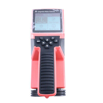 Zbl-r660 Integrated Rebar Detector For Testing The Reinforced Concrete Structure