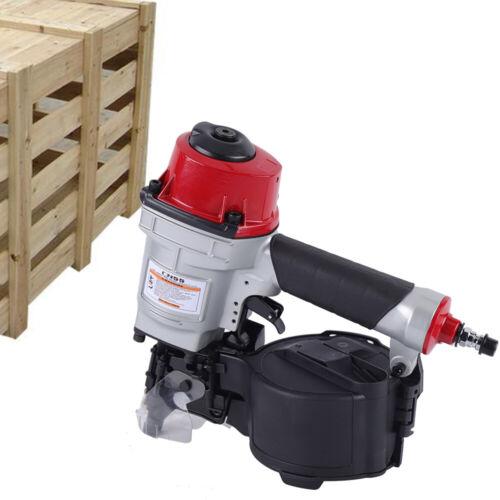NEW Siding Coil Nailer Air Nail Gun for Wooden Furniture Fen