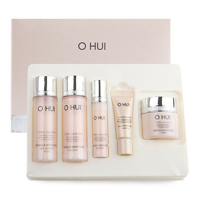 [OHUI] Miracle Moisture Kit 5 items Travel Kit set O HUI