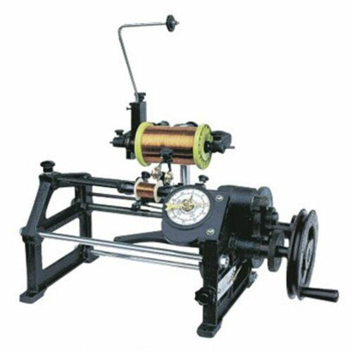 Black Manual Automatic Hand Coil Winder Winding Machine NZ-2