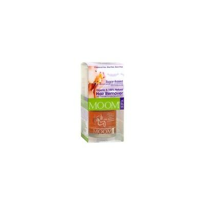 MOOM Organic Hair Removal Kit - Lavender - Spa Formula for sale  Shipping to India