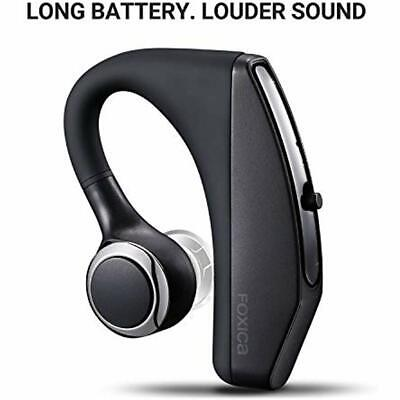 2019 New Ultra Compact Long Battery Life Bluetooth Headset, Built-in Mic, - Ultra Compact Mic