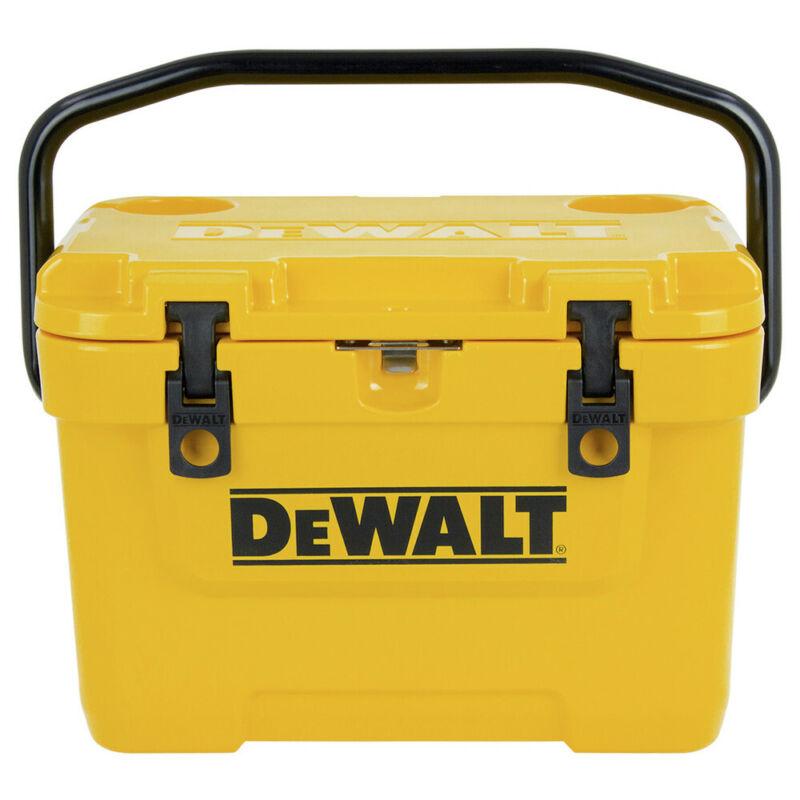 DeWalt DXC10QT 10 Quart Roto-Molded Insulated Lunch Box Cooler New