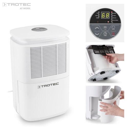 TROTEC TTK 30 E Luftentfeuchter Raumentfeuchter Bautrockner Entfeuchter bis 12 L