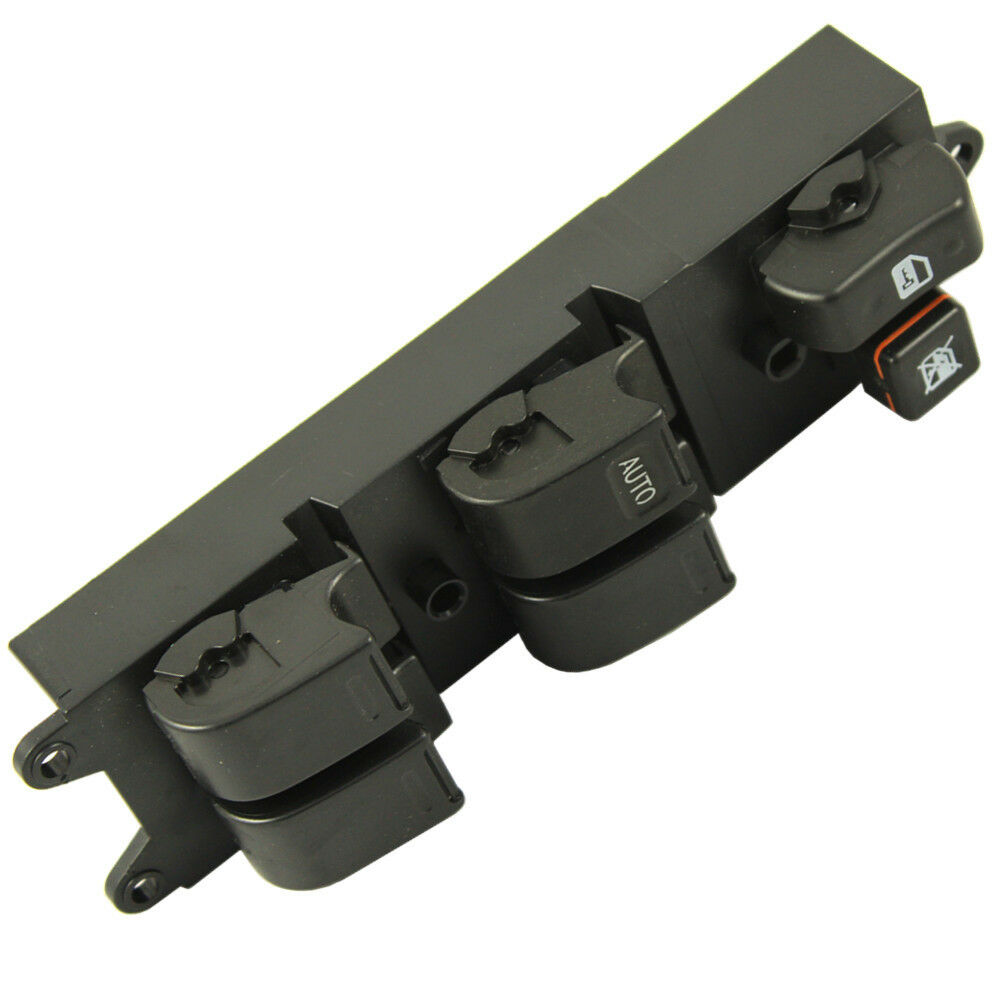Power master window switch front lh driver side for toyota for 2002 toyota camry power window switch