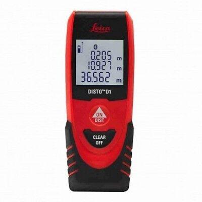 Leica Entfernungslaser Disto D1 mit Bluetooth® Datenübertragung