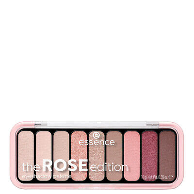 The Rose Edition ESSENCE Palette Make Up Ombretti Donna 10 gr Palette