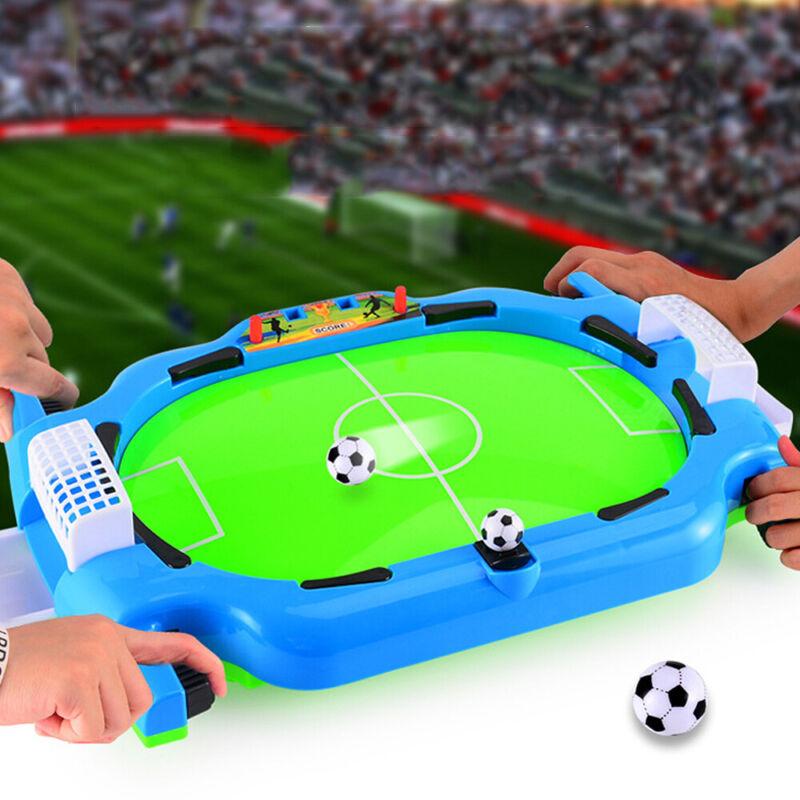 mini table top football shoot game set