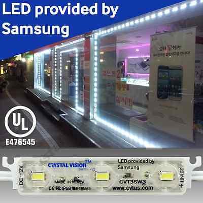 Installed Storefront 5630 Korea Led Module Lights Sign Bar Neon White Msrp 245