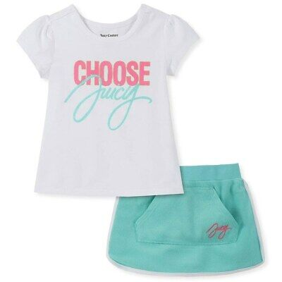 Juicy Couture Girls 8/10 2 Piece Scooter Set Brand new with tags