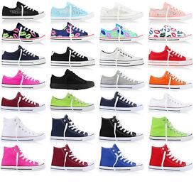 Sneaker für Damen, Herren & Kinder versch. Modelle