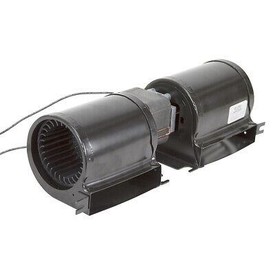 160 Cfm 115 Volt Ac Dual Centrifugal Blower Air-dec Model 60992656 16-1549