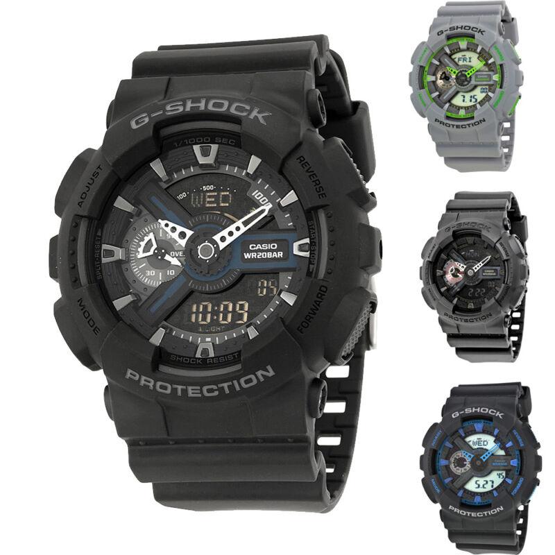 Casio G-Shock Analog & Digital Resin Strap Mens Watch - Choose color