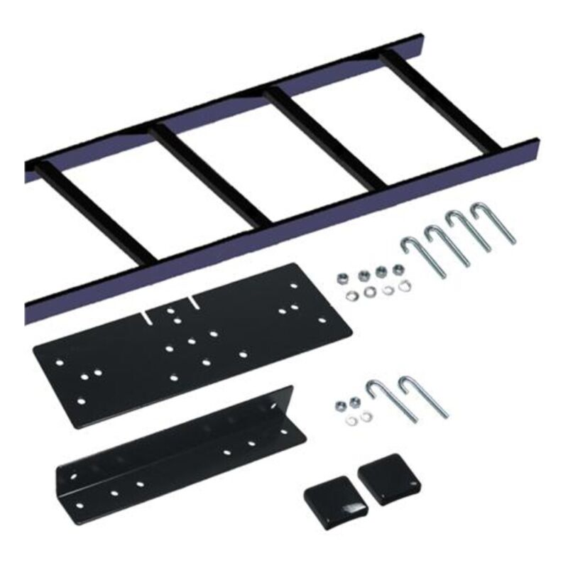 Icc Iccmslrw05 5Ft Runway Rack To Wall Kit