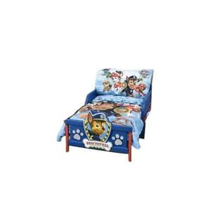 "PAW Patrol Toddler Bedding Sheet 3-Piece Comforter Sheet Set 52"" x 28"""