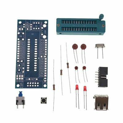 Atmega8 Atmega48 Atmega88 Development Board Avr No Chip Diy Kit Bs