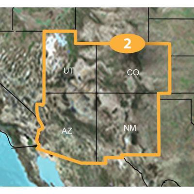 Garmin TOPO US 24K  Southwest Maps micro card  010-C1134-00