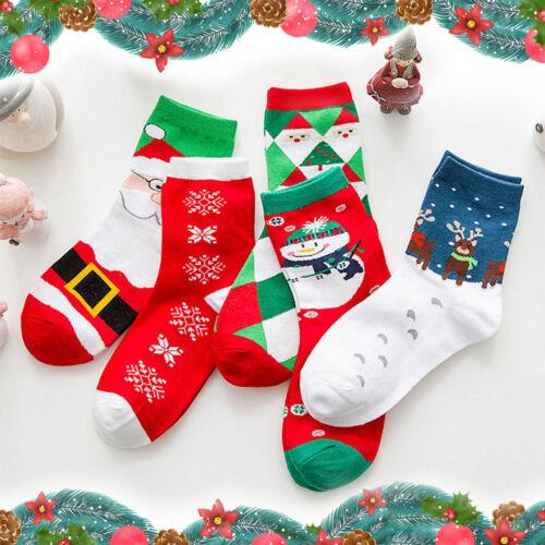 unisex funny christmas cotton socks women girl snowman winter socks gift box - Funny Christmas Socks