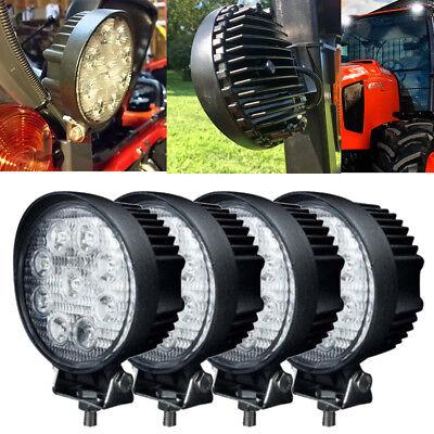 4x 12v-24v Sealed Beam Led Light For Case-ih Cub Farmall 300 350 400 450 100 130