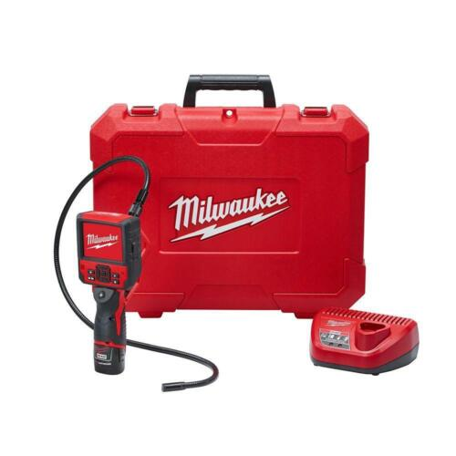 Milwaukee 2315-21 M12  M-Spector 3 Ft. Flex Inspection Camera Cable Kit NIB