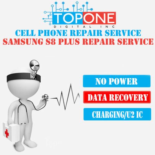 Samsung S8 Plus U2 Charging IC Repair Service Turn Around Time 2-4Business Days
