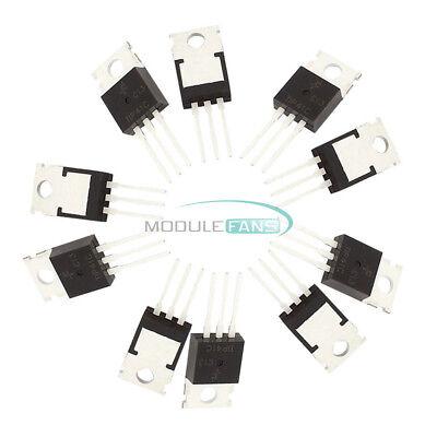 10pcs Tip41c Tip41 Npn 6a 100v To-220 Transistor New M
