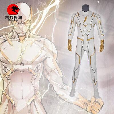 The Flash Costume Season 5 Barry Allen Flash Cosplay Carnival Halloween Men - Barrie Halloween Costumes