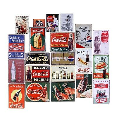 Buy cheap Drink Vintage Metal Tin Signs Retro Home Pub Bar Wall Decor Art Poster products