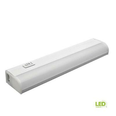 Commercial Electric 9 in. Plug In Linkable Undercabinet LED Strip Light