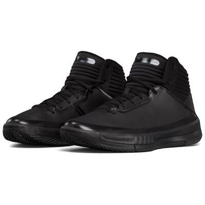 Under Armour Lockdown 2 Herren Basketballschuhe Schuhe Hi-Top Sportschuhe