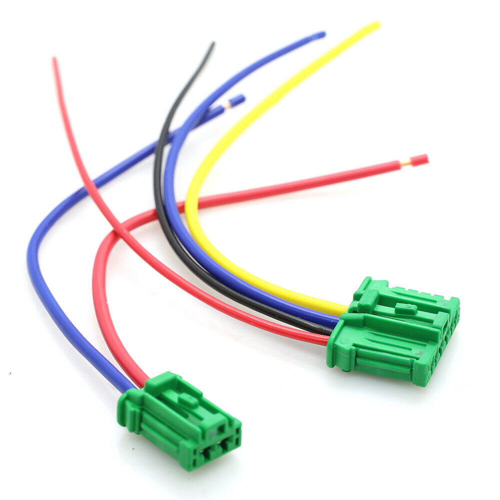 Heater Resistor 2 Plug Wiring Harness Repair Loom For Citroen C2 Schematic Diagrams Peugeot Renault