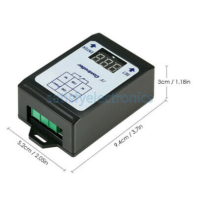 680v Voltage Detection Charging Discharge Monitor Relay Switch Controller New