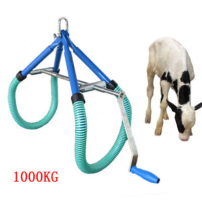 Veterinary Equipment Cow Hip Lift Ob Calving Milking Birthing Lame 1000kg