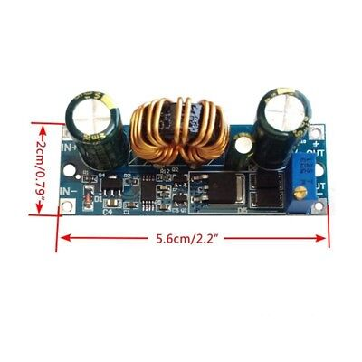 Automatic Step-up and Down Power Supply Module Voltage Regulator Modules 4A TW ()