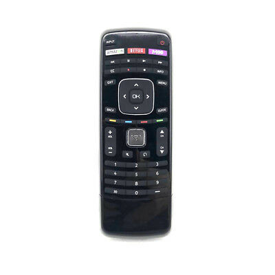 New For Vizio XRT303 Qwerty Keyboard TV Remote Control M-GO Button XRT302 XRT301