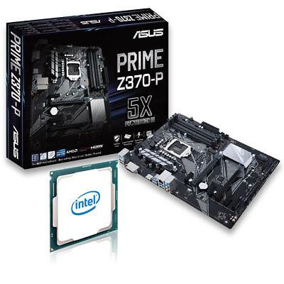 Intel Core i7-8700K + ASUS PRIME Z370-P Bundle