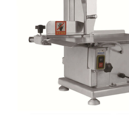 Details about Commercial Electric Meat Band Saw Bone Sawing Machine/Slicer  Heavy-Duty 650W hot