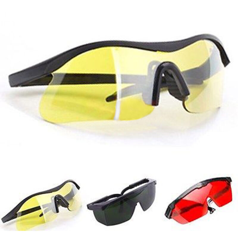 3146ae97a04b Protection Goggles Laser Safety Glasses Eye Spectacles Protective Hot UK