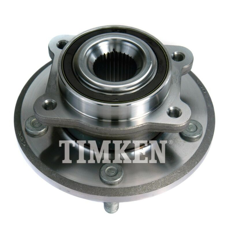 Timken HA594301 Axle Bearing and Hub Assembly