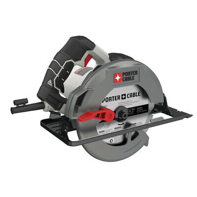 "Porter-Cable 15 Amp 7-1/4"" Steel Shoe Circular Saw PCE300 Ne"