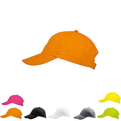 Sols Damen Herren Kappe SIX PANEL CAP METEOR Baseball Basecap Mütze Neu 88109