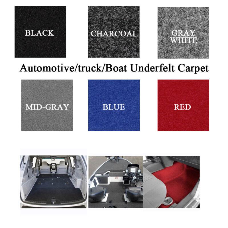 Sub Woofer Speaker Box Audio Video Car Truck Trunk Liner Carpet Cover Wrap Lot