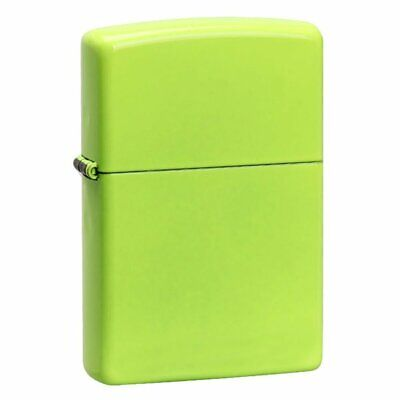 Neon Yellow Standard Size Lighter