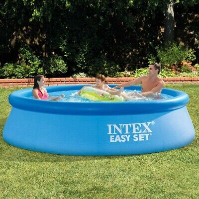 Intex 10ft X 30in Easy Set Above Ground Pool w/o pump 28120EH 🔥🔥HOT HOT 🔥🔥