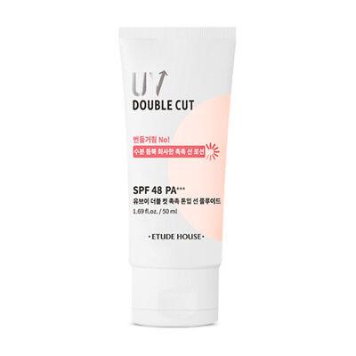 [Etude House] UV Double Cut Moisture Tone Up Sun Fluid SPF48/PA+++ 50ml