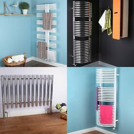 Selection of Bathroom Radiators from £19.79