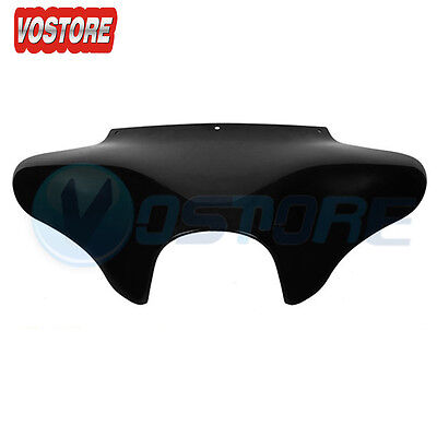 Front Outer Batwing Fairing For Harley Softail Road King Dyna FLHT FLHX