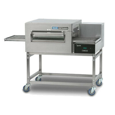 Lincoln 1180-2v Electric Express Ventless Double Stack Conveyor Oven