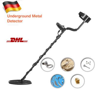 TX-850 Metalldetektor Gold Finder Tool Wasserdichte Suchspule Tiefe Suche A5T6